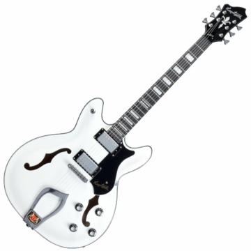 Hagstrom - Viking White Elektromos jazz gitár