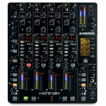 Allen & Heath - XONE DB4 Digitális DJ keverő