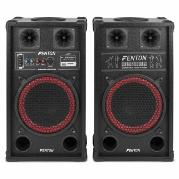 Fenton - SPB-10 PA Aktív karaoke hangfalszett