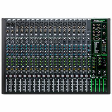 Mackie - ProFX22v3 22 csatornás effektes analóg keverő
