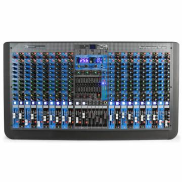 Power Dynamics - PDM-S2004 20 Csatornás dual zenekari keverő