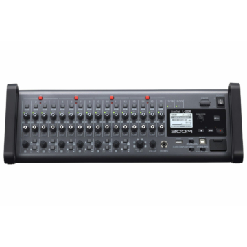 Zoom - LiveTrak L-20R digitális keverő és hangfelvevő