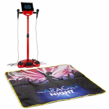 Fenton - KSM15R Karaoke színpad szett piros