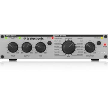 TC Electronic - M100, szemből