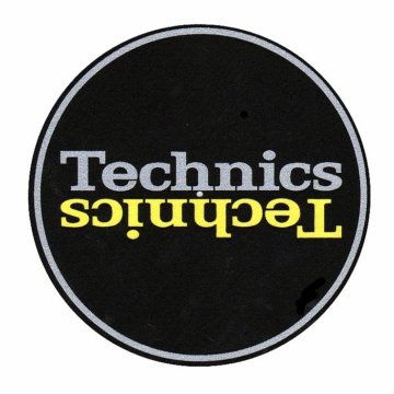 Technics - Slipmats Duplex 4