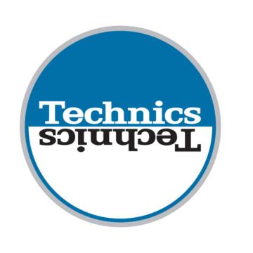 Technics - Slipmats Moon 2