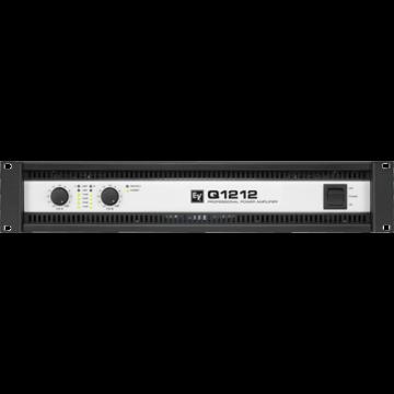 Electro Voice - Q1212 végfok erősítő 2x1200 Watt/4 Ohm