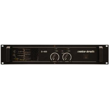 Voice Kraft - S-400-Végerősítő-2x180W-4Ohm