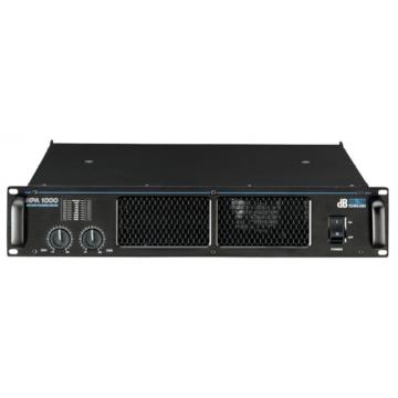 dB Technologies - HPA 1000