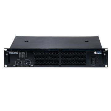 dB Technologies - HPA 1400