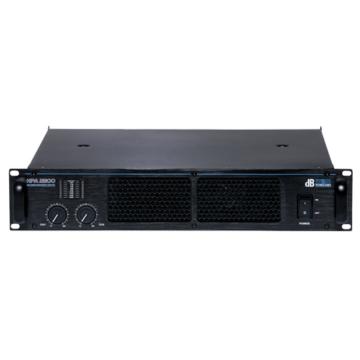 dB Technologies - HPA 2800