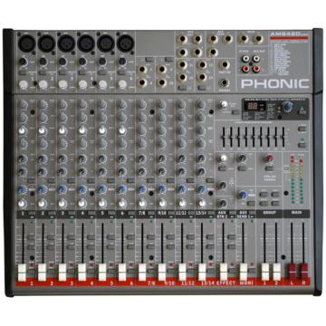 Phonic - AM642D USB