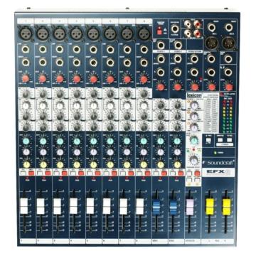 Soundcraft - EFX8