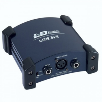 LD Systems - DI box aktív DI box