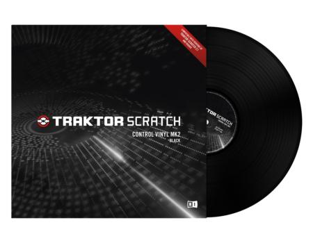 Native Instruments - Traktor Scratch Vinyl MK2