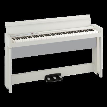 KORG - C1 Air WH digitális zongora fehér