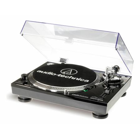 Audio Technica - AT-LP120USBHC BK lemezjátszó fekete