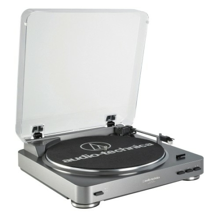 Audio Technica - AT-LP60-USB LP-digitalizáló lemezjátszó rendszer