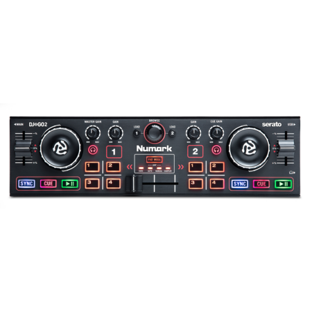 Numark - DJ2GO2
