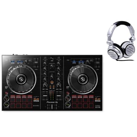 Pioneer - DDJ-RB DJ Controller Fejhallgatóval 38c437fdb2