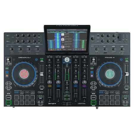 Denon DJ Prime 4 Stand-Alone DJ Kontroller