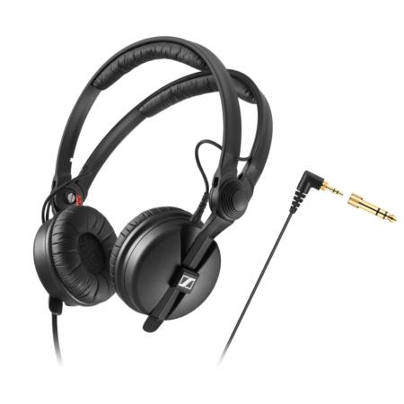 Sennheiser - HD 25 fejhallgató féloldalról