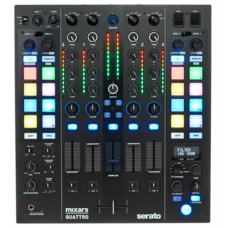 Mixars - Quattro