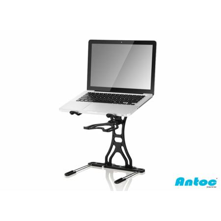Antoc - L2 Laptop Állvány Fekete
