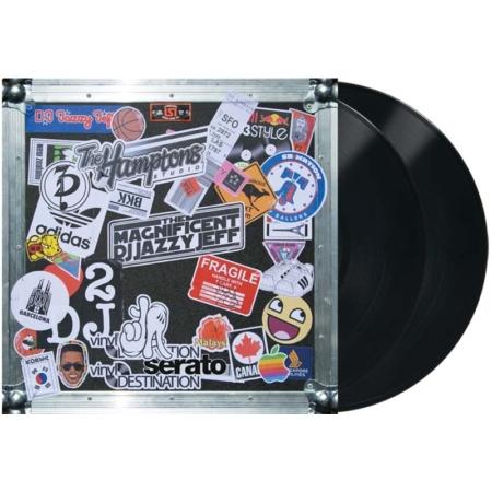 "Serato - Artist Pressing 2x12"" - DJ Jazzy Jeff"