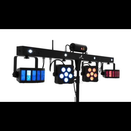 EUROLITE - LED KLS Laser Bar PRO FX light szett
