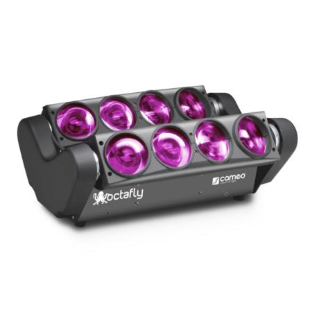 Cameo - Octafly RGBW LED mozgó effekt