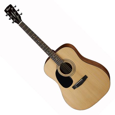Cort - AD810LH-OP balkezes akusztikus gitár natúr színben