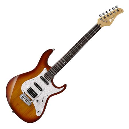 Cort - G250-TAB elektromos gitár Tobacco Sunburst