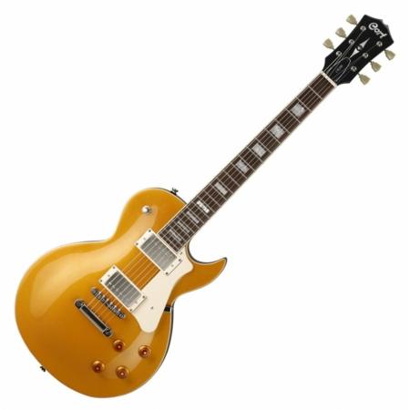 Cort - CR200-GT elektromos gitár, arany színben