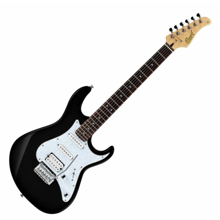 Cort - G250-BK elektromos gitár fekete