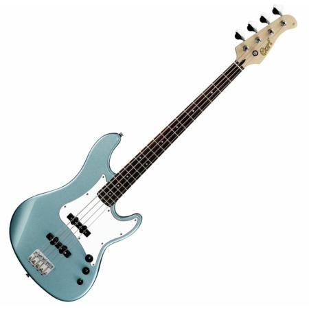 Cort - GB54JJ-SPG elektromos basszusgitár zöld