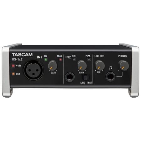 Tascam - US-1x2 USB hangkártya