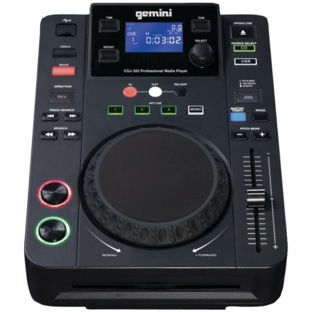 Gemini - CDJ-300 CD Lejátszó
