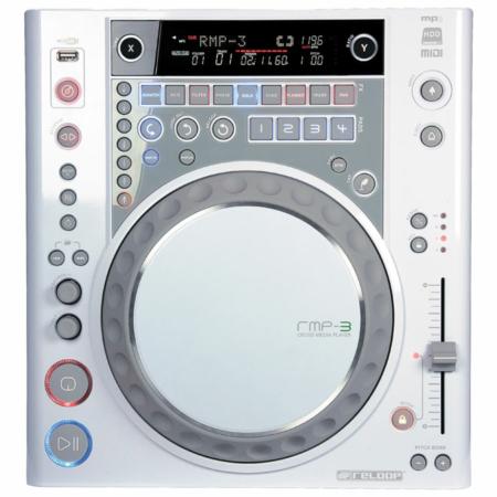 Reloop - RMP 3 Alpha Ltd. DJ Cd lejátszó USB Midi Kontroller