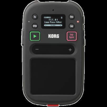 Korg - Kaoss Pad mini 2S, szemből