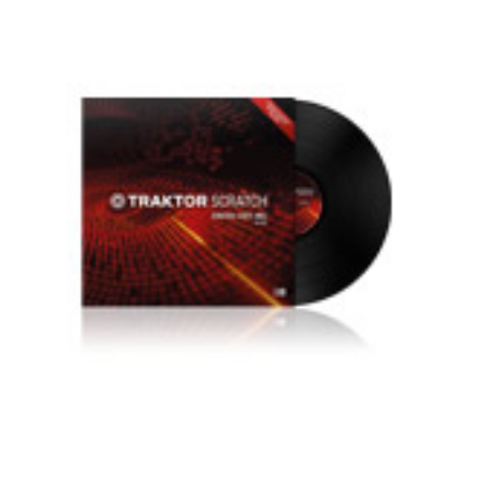 Native Instruments - Traktor Sctrach Vinyl MK2