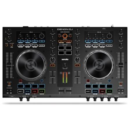 Denon DJ - MC4000 Controller, szemből