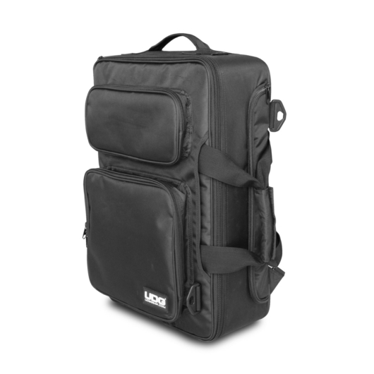 UDG - Ultimate MIDI Controller Backpack Small MK2 fekete