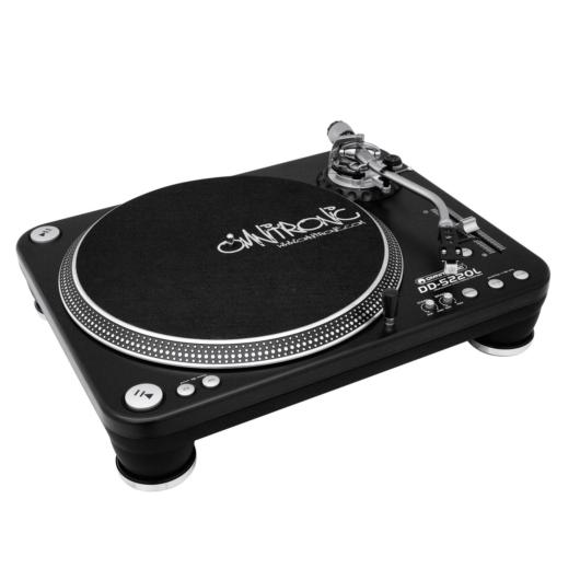 Omnitronic - DD-5220L Turntable