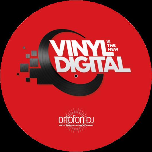 Ortofon - Digitrack Limited Edition slipmat