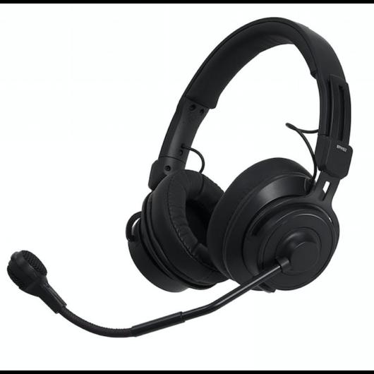 Audio Technica - AT-BPHS2  Broadcast sztereó headset dinamikus mikrofonnal