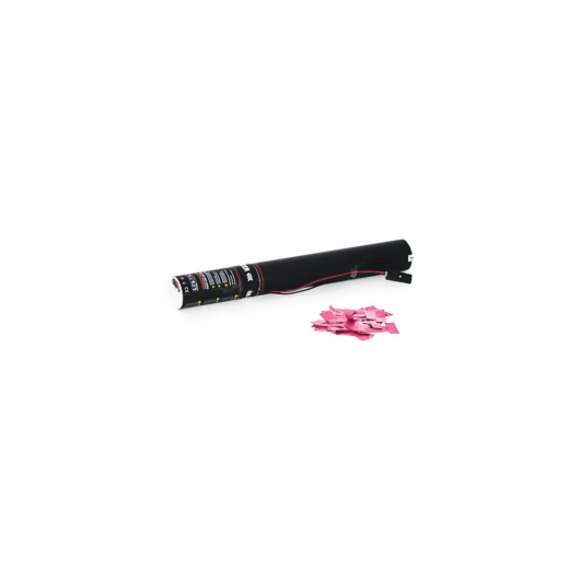 TCM FX - Electric Confetti Cannon 50cm pink
