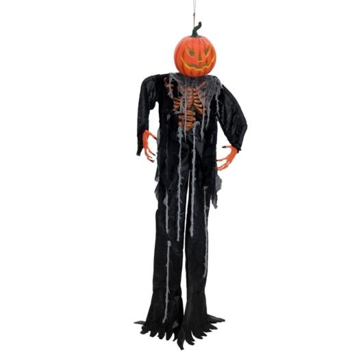 EUROPALMS - Halloween Figure Pumpkin Ghost, 200cm