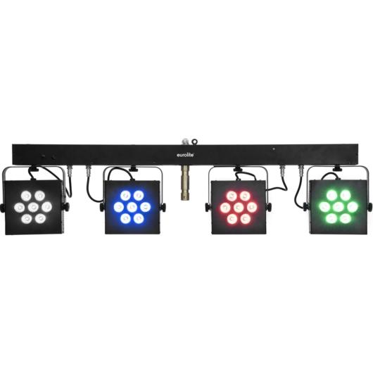 EUROLITE - LED KLS-3002 Next Compact Light Set szemből