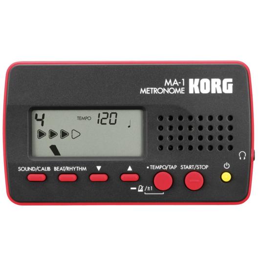Korg - MA-1-BKRD digitális metronóm